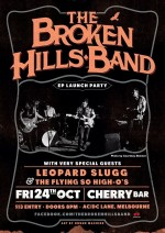 the broken hills band
