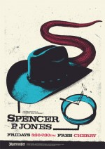 Spencer P Jones